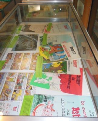 IISG-Asterix_exhibition