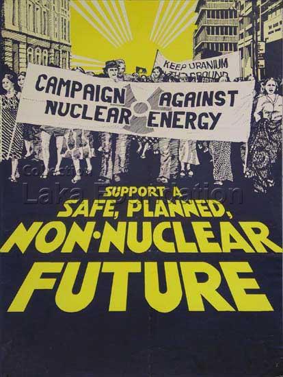 Non-nuclear future, 1978-83