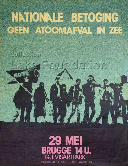 Geen atoomafval in zee, 1983