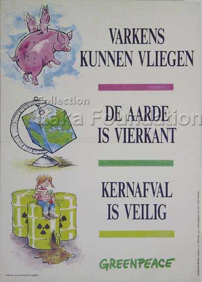 Varkens kunnen vliegen, 1996