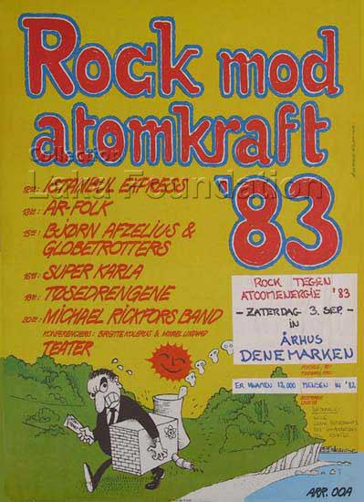 Rock mod Atomkraft, 1983