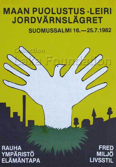 Maan puoloustus-Leiri, 1982