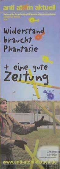 Widerstand braucht Phantasie, 2004