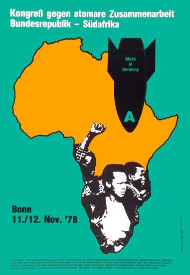 Gegen Atomare Zusammenarbeit, 1978