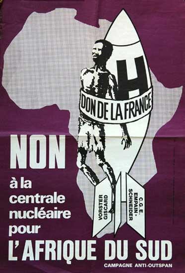 Non a la centrale nucleaire, 1980