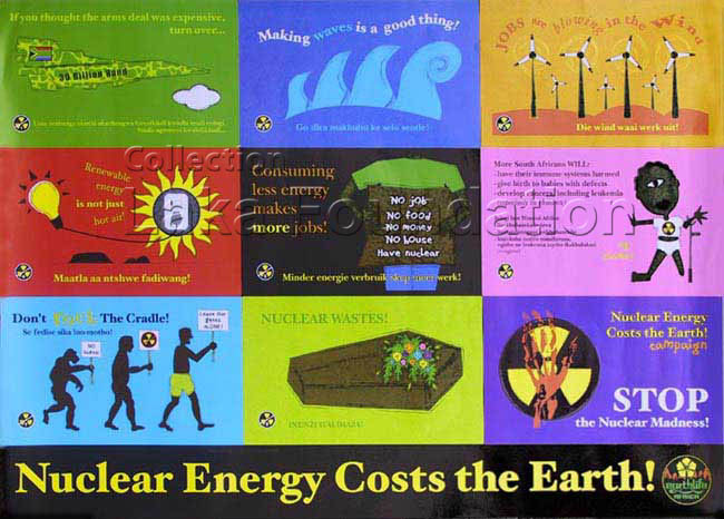Nuclear energy costs the Earth, 2002