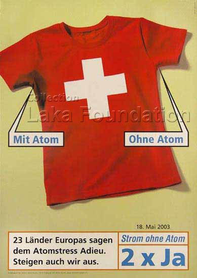 Strom ohne Atom, 2003