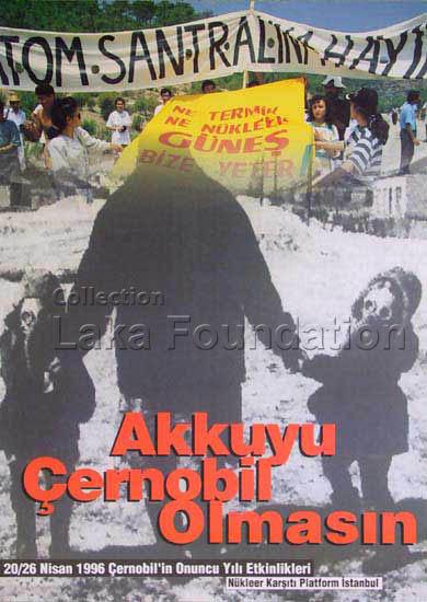 Akkuyu Chernobil Olmasin, 1996