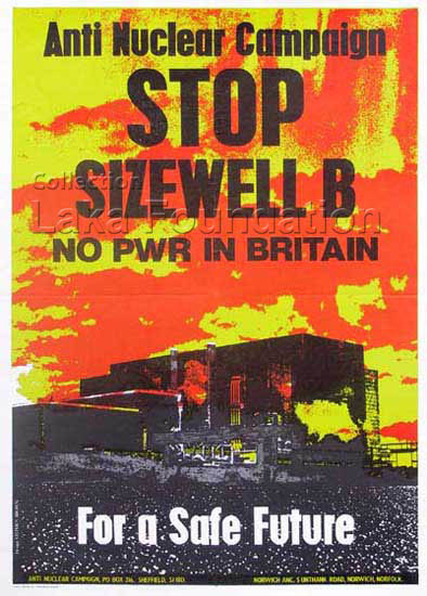 Stop Sizewell B, 1979