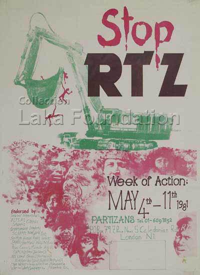 Stop RTZ, 1981