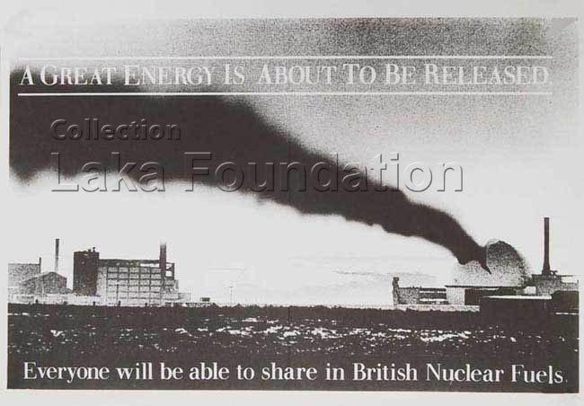 A great energy is about to be released, 1986