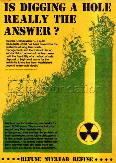 is digging a hole really the answer? 1990-93
