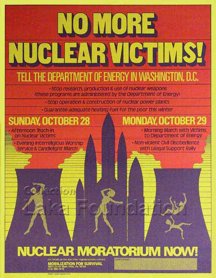 no more nuclear victims, 1979