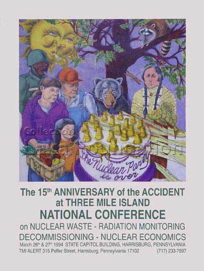 15th Anniversary of TMI accident, 1994