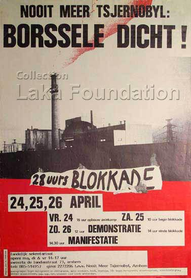 Borssele Dicht!, 1986